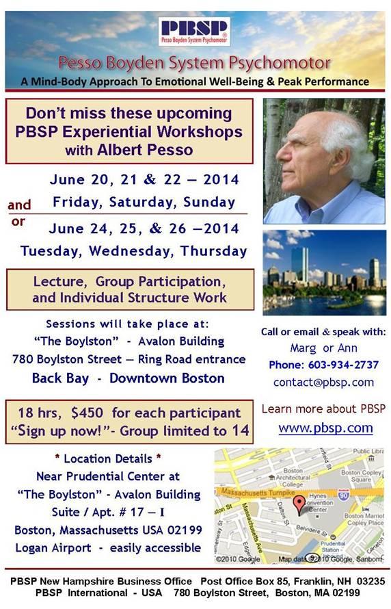 Summer 2014 workshops